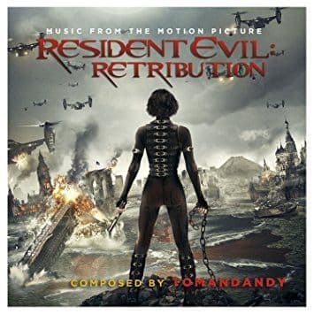 Tomandandy<br>Resident Evil: Retribution (Music From The Motion Picture)<br>CD